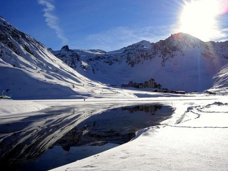 Dovolená a lyžování ve Francii