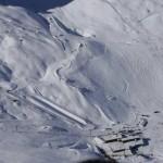 Zimní dovolená na lyžích ve Francii