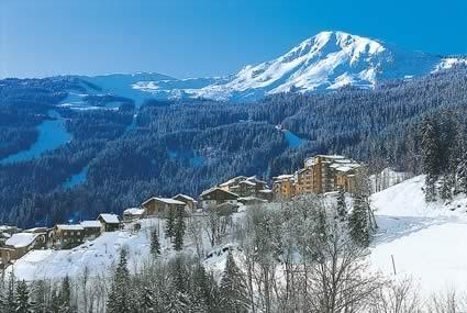 Zimní dovolená a lyžování v Brides-les-Bains (Francie, Tři údolí)