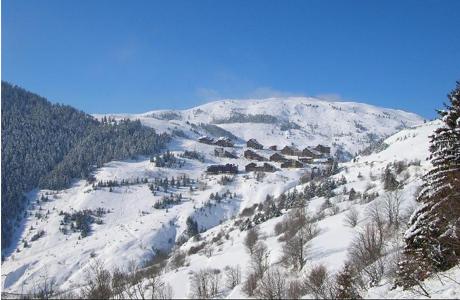 Lyžování a zimní dovolená v Auris-en-Oisans (Francie, Grand Domaine)