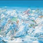 Lyžařské středisko L´Espace Killy (Espace Killy)