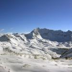 Počasí ve Francii – Val d'Isère a Tignes