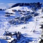 Savojské Alpy – lyžování ve Francii