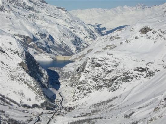 Lyžování a zimní dovolená ve Val d'Isere