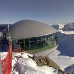 Zimní dovolená 2013 v Alpách