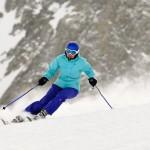 Vyberte si sjezdové lyže