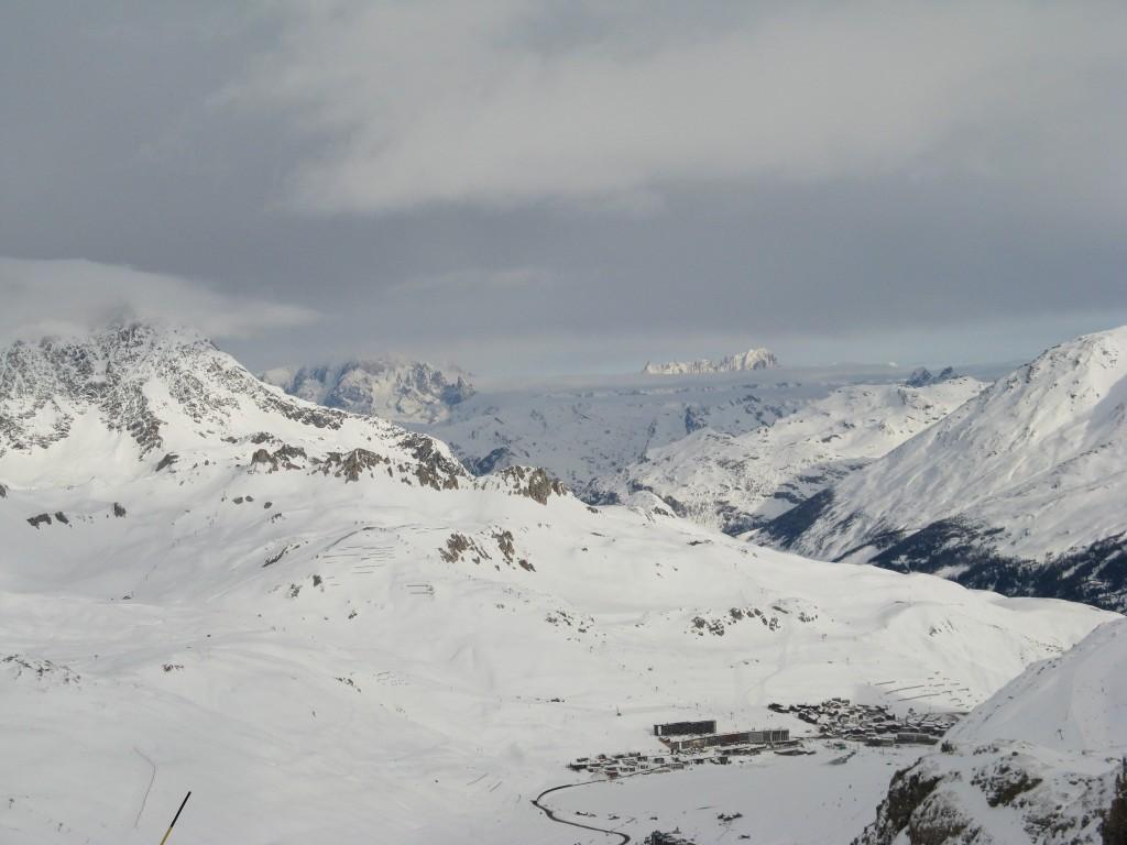 Zimní dovolená a lyžování ve Francii - Francouzské Alpy