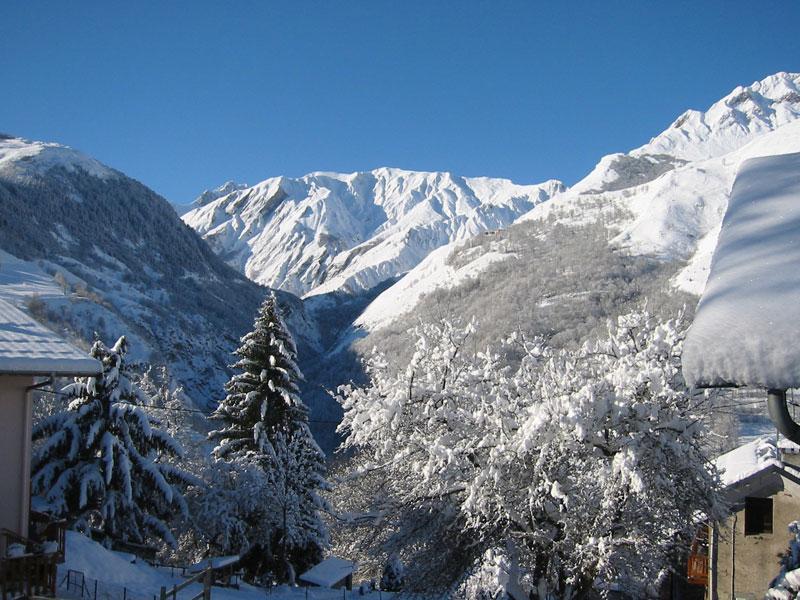 Zimní dovolená a lyžování v Saint-Martin-de-Belleville (Francie, Tři údolí)