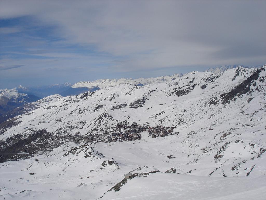 Zimní dovolená a lyžování ve Val Thorens - Orelle (Francie, Tři údolí)