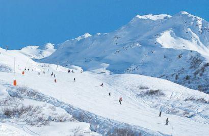 Lyžování a zimní dovolená - Valloire a Valmeinier (Francie)