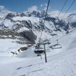 Výhody lyžování ve Francii