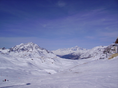 Nejlepší lyžování je ve Francii