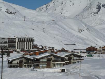 Zkušenosti z lyžování ve Francii - lyžování v Tignes