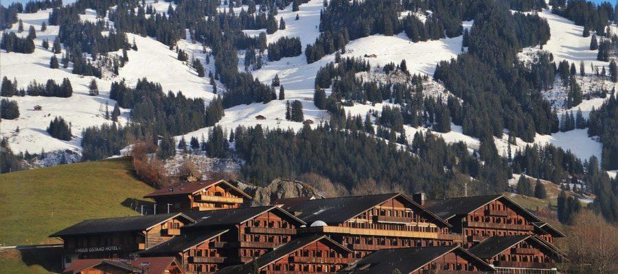Alpine Village Snow Mountains High