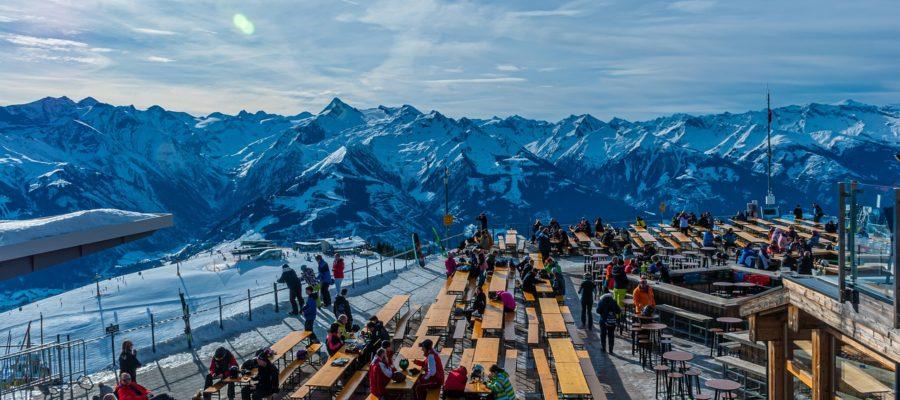 Alps Restaurant Mountain Terrace