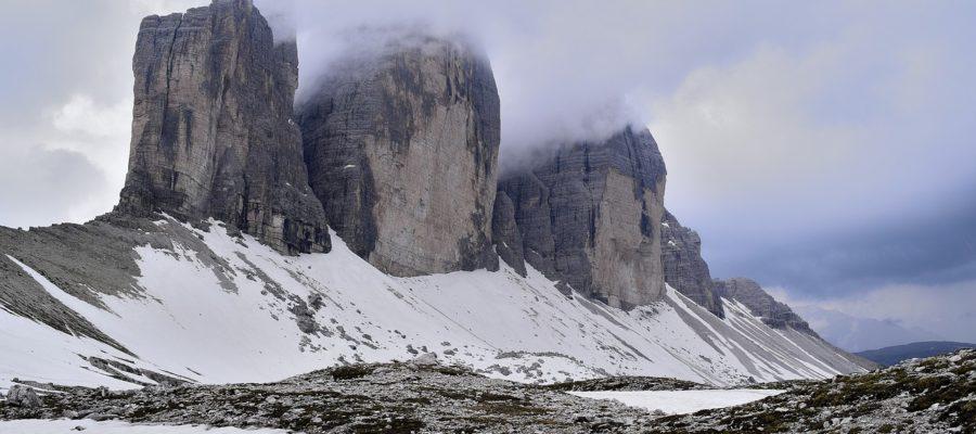 Dolomites Italy Mountains Landscape