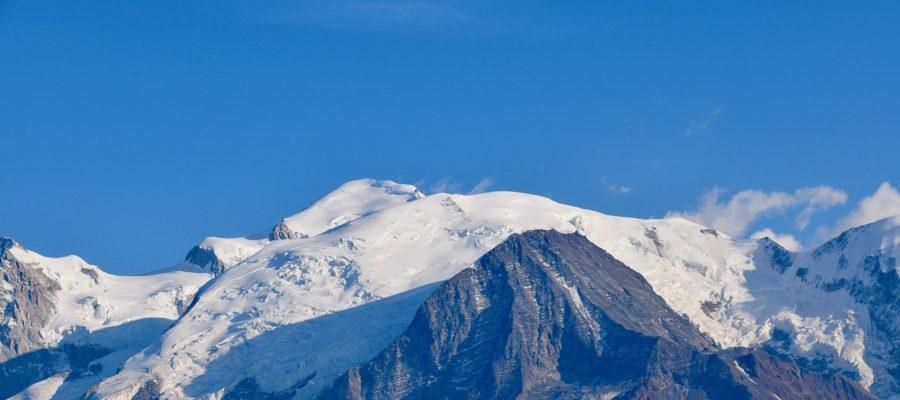 Mountain Massif Du Montblanc