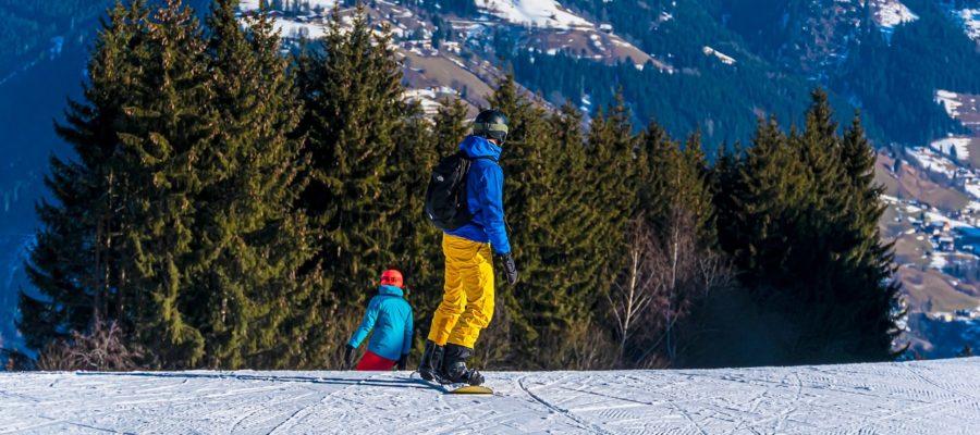 Snowboarding Snowboard Winter Theme